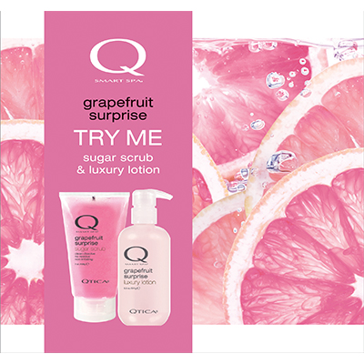 Grapefruit Surprise Intro Kit